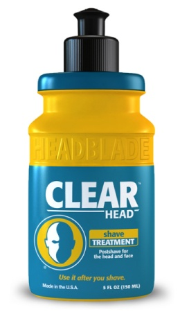 ClearHead - 150 ml in the group Shaving / Head Shaving at Sliqhaq AB (0081104)