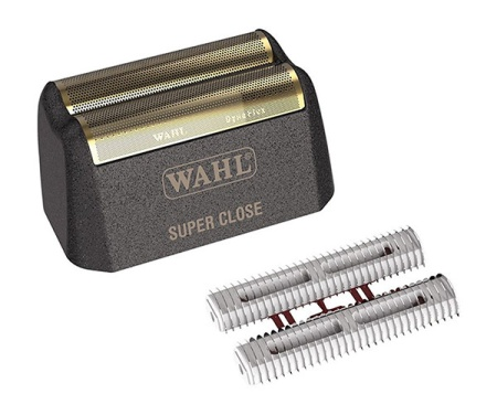 Foil and Shaver for Finale 5 Star Shaver in the group Hair Care / Hair Tools / Hair Trimmer / Wahl - Blades and Accessories at Sliqhaq AB (07043)