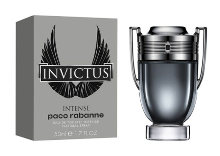 Invictus Intense Edt - 50 ml in the group Fragrance / Fragrances at Sliqhaq AB (14101703010)