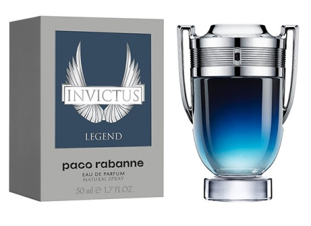 Invictus Legend Edp - 50 ml in the group Fragrance / Fragrances at Sliqhaq AB (14101902010)