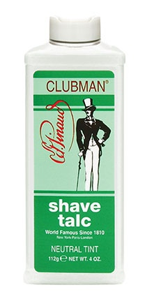 Shave Talc - Flesh in the group Body Care / Sweating / Talcum Powder at Sliqhaq AB (277010)