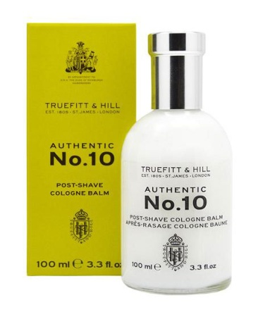 No.10 Post-Shave Cologne Balm in the group Shaving / After Shave / After Shave Balm at Sliqhaq AB (3181)
