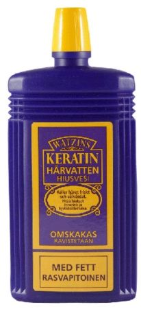 Watzins Keratin Hair Tonic with grease in the group Hair Care / Hair Styling / Hair Tonic at Sliqhaq AB (580125)