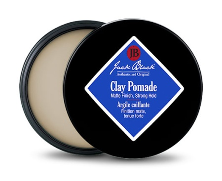 Clay Pomade in the group Hair Care / Hair Styling / Hair wax at Sliqhaq AB (94090)