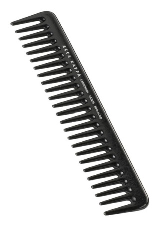 Mesh and Drying Carbonium Comb in the group Hair Care / Combs / Carbonium Combs at Sliqhaq AB (AK-12CA7220)