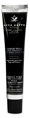 Bianco Perla Black Toothpaste in the group Face / Oral Care / Toothpastes at Sliqhaq AB (AK-2155)