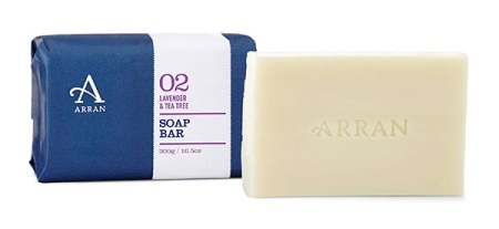 Apothecary - Lavender & Tea Tree Soap in the group Body Care / Bath & Shower / Body Soap at Sliqhaq AB (ASC-APY012)