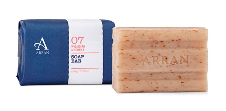 Apothecary - Wheatgerm & Vitamin E Soap in the group Body Care / Bath & Shower / Body Soap at Sliqhaq AB (ASC-APY034)