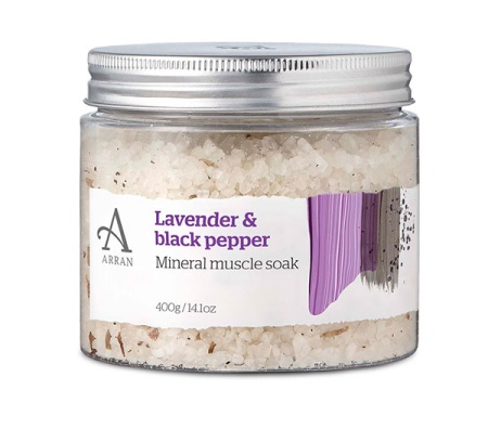 Formulas Lavender & Black Pepper Mineral Muscle Soak in the group Body Care / Bath & Shower / Body Scrub at Sliqhaq AB (ASC-FOR005)