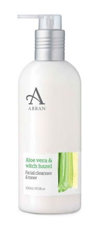 Formulas Aloe Vera - Facial Cleanser & Toner in the group Face / Facial cleansing / Face Wash at Sliqhaq AB (ASC-FOR010)
