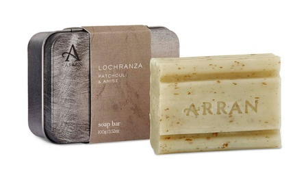 Lochranza - Tinned Soap Travel Size in the group Body Care / Bath & Shower / Body Soap at Sliqhaq AB (ASC-LOC001)