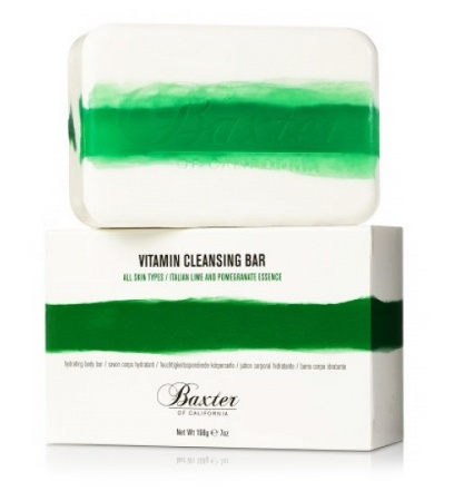 Vitamin Cleansing Bar Italian Lime - Pomegranate in the group Body Care / Bath & Shower at Sliqhaq AB (BOCCBLIME)