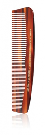 Hand Made Pocket Comb in the group Hair Care / Combs / Handmade Combs at Sliqhaq AB (BOCCOMBP)