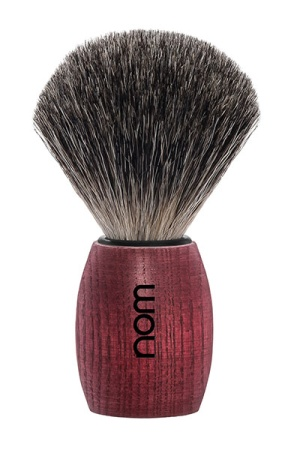 OLE Shaving Brush Pure Badger - Blushed Ash in the group Shaving / Shaving Brush / All of Badger Hair / Pure Badger at Sliqhaq AB (OLE81BA)