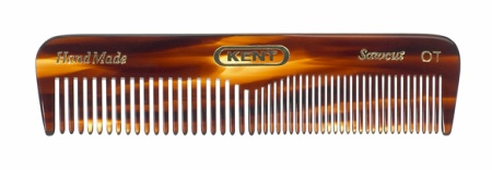 Small Mens Pocketkam Coarse/Fine - Handmade - OT in the group Hair Care / Combs / Handmade Combs at Sliqhaq AB (OT)