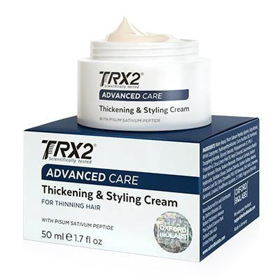 TRX2® Advanced Care Hair Thickening & Styling Cream in the group Hair Care / Hair Styling / Hair cream at Sliqhaq AB (OXF_HAIRCREAM)