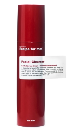 Facial Cleanser in the group Face / Facial cleansing / Face Wash at Sliqhaq AB (R001)
