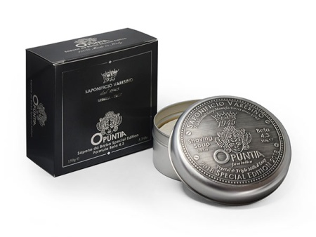 Opuntia Shaving Soap Beta 4.3 - Special Edition in the group Shaving / Cream, soap & lather / Shaving Soap at Sliqhaq AB (R0108)