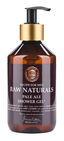Pale Ale Shower Gel in the group Body Care / Bath & Shower / Shower Gel at Sliqhaq AB (RAW826)