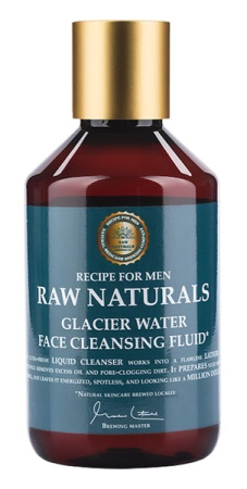 Glacier Water Face Cleansing Fluid in the group Face / Facial cleansing / Face Wash at Sliqhaq AB (RAW827)
